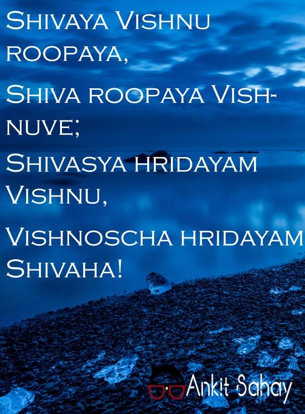 Shiv-is-merely-a-form-of-Vishnu-Ankit-Sahay